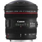 CANON EF 8-15 mm f/4 L USM Prime Fisheye Lens