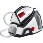 BOSCH Easy Comfort TDS6040GB Steam Generator Iron – White & Black, White