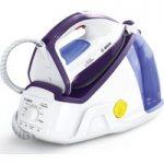 BOSCH Vario Comfort TDS6080GB Steam Generator Iron – White & Violet, White