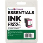ESSENTIALS 302 XL Tri-Colour HP Ink Cartridge
