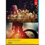 ADOBE Photoshop Elements 15 with Premiere Elements 15 Student & Teacher Edition