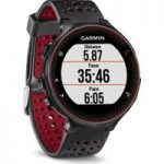 GARMIN Forerunner 235 – Black & Red, Black