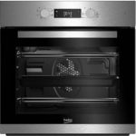 BEKO BXIF243X Electric Oven – Stainless Steel, Stainless Steel