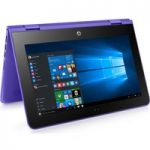 HP Stream 11-aa050sa 11.6″ 2 in 1 – Violet Purple, Violet