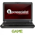 PC SPECIALIST Defiance III RS15-X 15.6″ Intel® Gaming Laptop – Black, Black