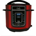 PRESSURE KING Pro Digital Pressure Cooker – Red, Red
