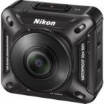 NIKON KeyMission 360 Action Camcorder – Black, Black