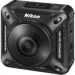 NIKON KeyMission 360 Action Camcorder – Black, Black