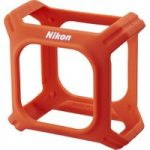 NIKON CF AA-1 Silicone Jacket – Orange, Orange