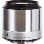 SIGMA 60 mm f/2.8 DN Standard Prime Lens – for Sony