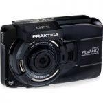 PRAKTICA 10GW Dash Cam – Black, Black