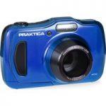 PRAKTICA Luxmedia WP240-BL Compact Camera – Blue, Blue