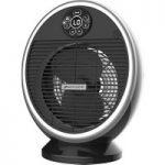 BIONAIRE BFH004 Fan Heater – Black, Black