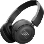 JBL T450BT Wireless Bluetooth Headphones – Black, Black