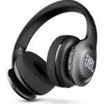 JBL E55BT Wireless Bluetooth Headphones – Black, Black