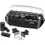 BABYLISS Thermo BAB3045 Ceramic Rollers – Black, Black