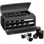 BABYLISS Boutique Salon Ceramic Rollers – Black, Black