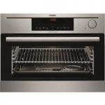 AEG KS8404721M Electric Oven – Stainless Steel, Stainless Steel