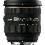 SIGMA 24-70 mm f/2.8 EX DG IF HSM Standard Zoom Lens – for Sony