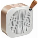 JVC SP-AD50-M Portable Wireless Speaker – Champagne Gold, Gold