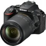 NIKON D5600 DSLR Camera with 18-140 mm f/3.5-5.6 Telephoto Zoom Lens