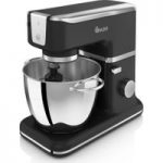 SWAN Retro SP21010BLN Stand Mixer – Black, Black