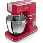 SWAN Retro SP21010RN Stand Mixer – Red, Red