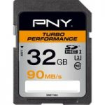 PNY Turbo Performance Class 10 Memory Card – 32 GB