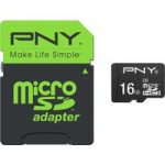 PNY High Performance Class 10 microSD Memory Card – 16 GB