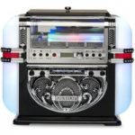 RICATECH RR700 Tabletop Jukebox – Black, Black
