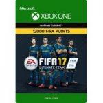 MICROSOFT FIFA 17 Ultimate Team – 12000 FIFA Points