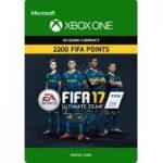 MICROSOFT FIFA 17 Ultimate Team – 2200 FIFA Points