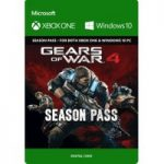 MICROSOFT Gears of War 4 – Season Pass