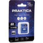 PRAKTICA SDHC Class 10 Memory Card – 16 GB