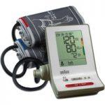BRAUN ExactFit 3 BP6000 Upper Arm Blood Pressure Monitor, Braun