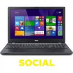 ACER Aspire E5-553-10Q6 15.6″ Laptop – Black, Black