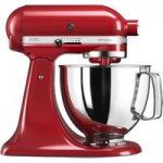 KITCHENAID Artisan 5KSM125BER Stand Mixer – Empire Red, Red