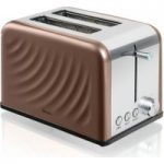 SWAN ST19010TWN 2-Slice Toaster – Copper Twist