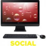 PACKARD BELL One Two Series oTS3481 19.5″ All-in-One PC