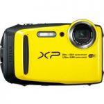 FUJIFILM XP120 Tough Compact Camera – Yellow, Yellow