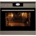 AMICA 1143.3TpX Electric Oven – Stainless Steel, Stainless Steel