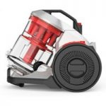 VAX Air Total Home CCQSAV1T1 Cylinder Bagless Vacuum Cleaner – Graphite & Red, Graphite