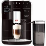MELITTA Caffeo Barista TS Bean to Cup Coffee Machine – Black, Black
