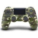 PLAYSTATION 4 DualShock 4 V2 Wireless Controller – Green Camo, Green