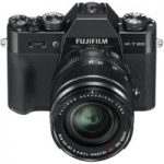 FUJIFILM X-T20 Compact System Camera with 18-55 mm f/2.8-f/4 Standard Zoom Lens – Black, Black