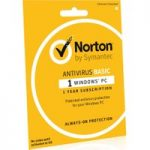 NORTON Antivirus Basic – 1 User for 1 Year