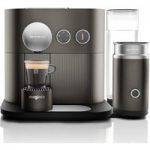 NESPRESSO by Magimix Expert M500 Smart Coffee Machine with Aeroccino – Arithrocite Grey, Grey