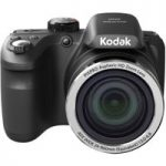 KODAK PIXPRO AZ401 Bridge Camera – Black, Black