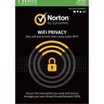 NORTON Wi-Fi Privacy – 1 User for 1 Year