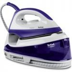 TEFAL Fasteo SV6020 Steam Generator Iron – Purple & White, Purple